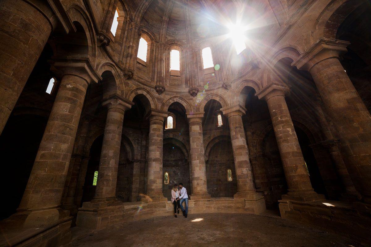 Preboda en el Monasterio de Moreruela de Lara y Gabriel vidyka weloveyourlove 3