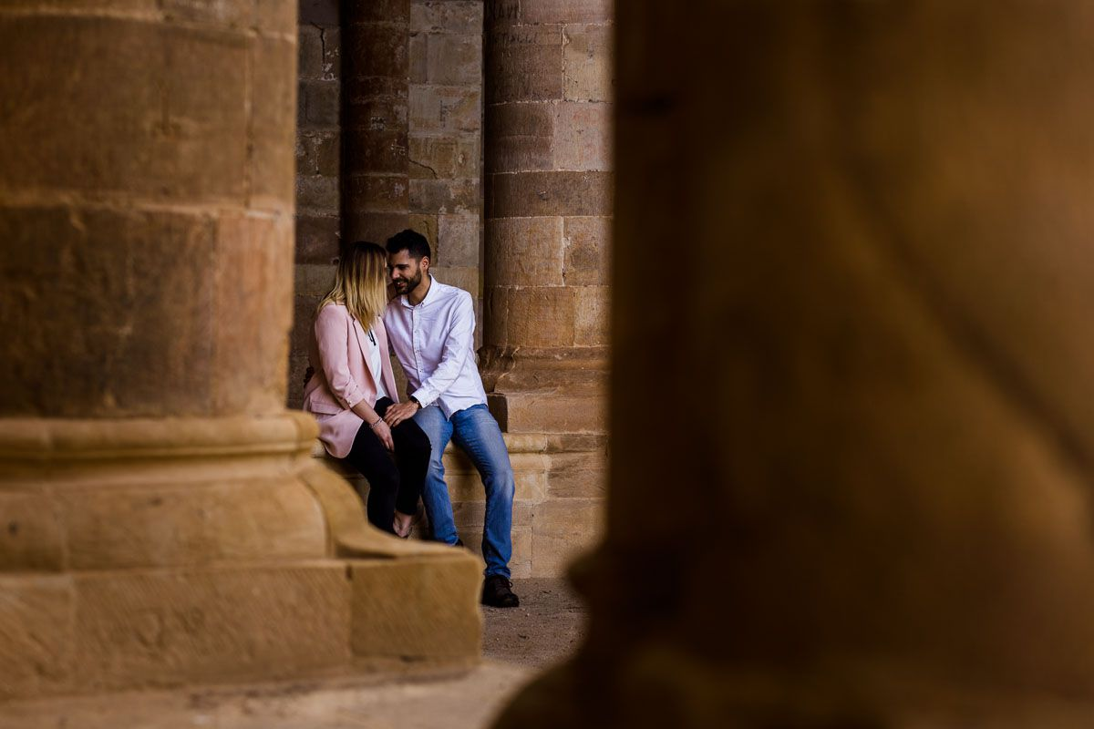 Preboda en el Monasterio de Moreruela de Lara y Gabriel vidyka weloveyourlove 4