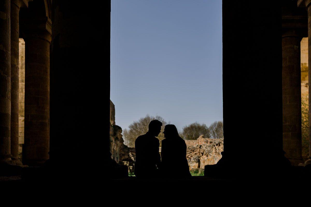 Preboda en el Monasterio de Moreruela de Lara y Gabriel vidyka weloveyourlove 7
