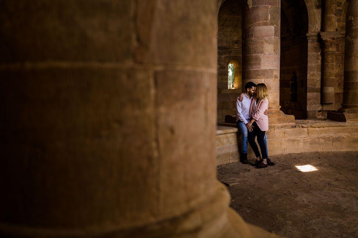 Preboda en el Monasterio de Moreruela de Lara y Gabriel vidyka weloveyourlove 8
