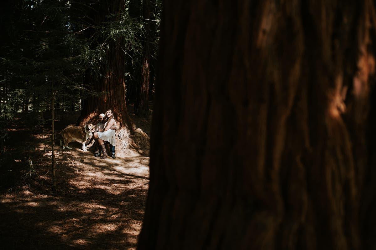 Preboda en el bosque de sequoias Sara y David weloveyourlove 001