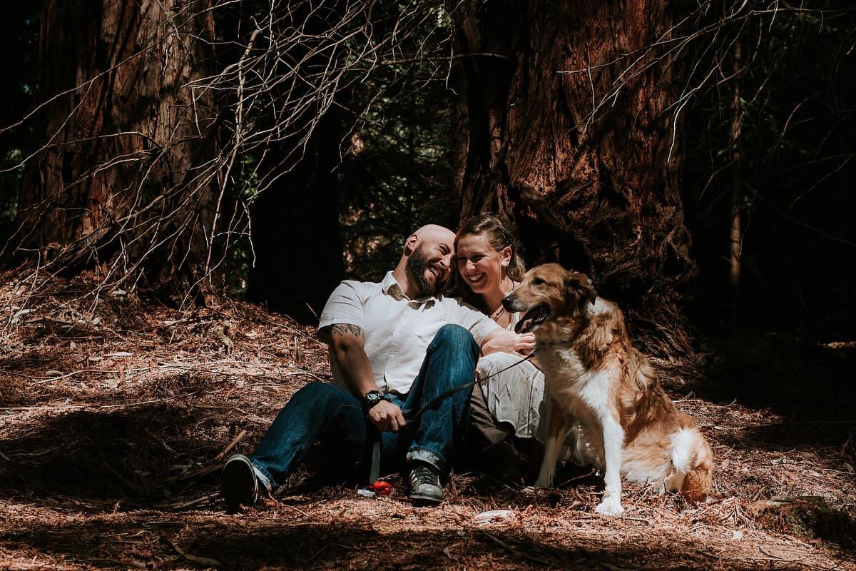 Preboda en el bosque de sequoias Sara y David weloveyourlove 009