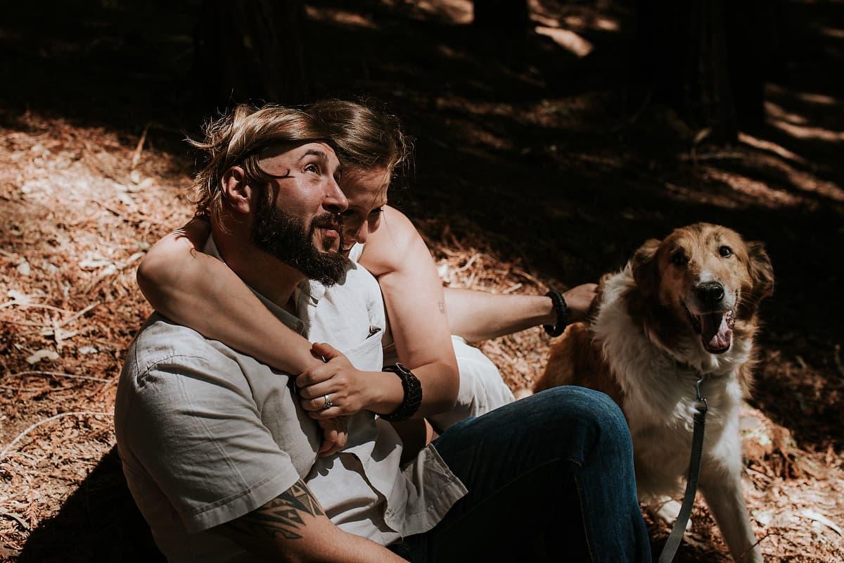 Preboda en el bosque de sequoias Sara y David weloveyourlove 011