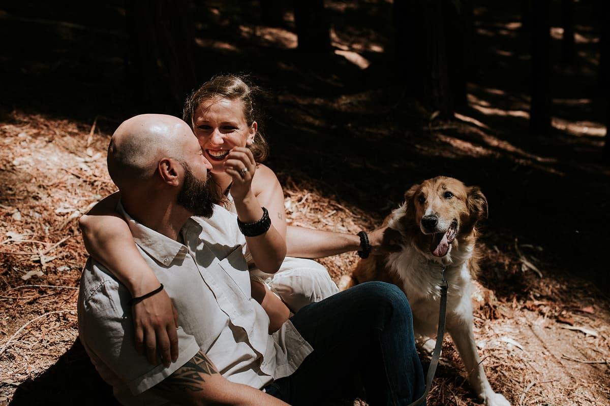 Preboda en el bosque de sequoias Sara y David weloveyourlove 012