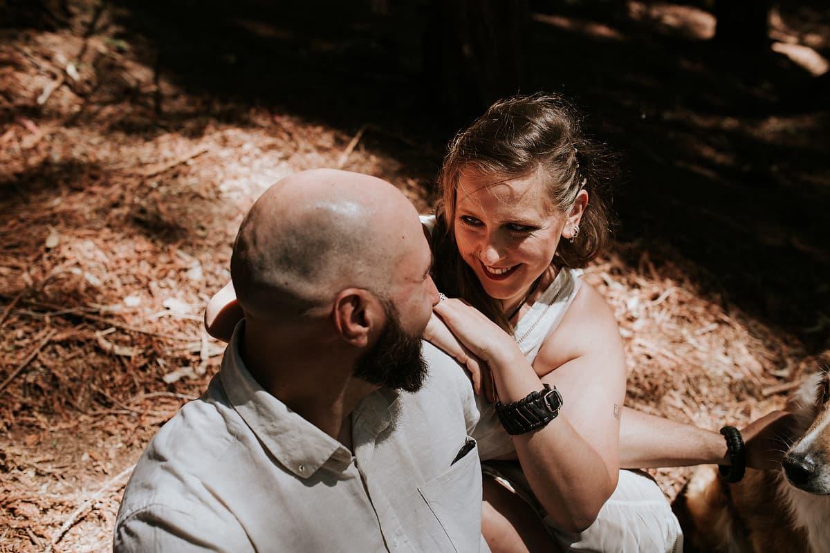 Preboda en el bosque de sequoias Sara y David weloveyourlove 013