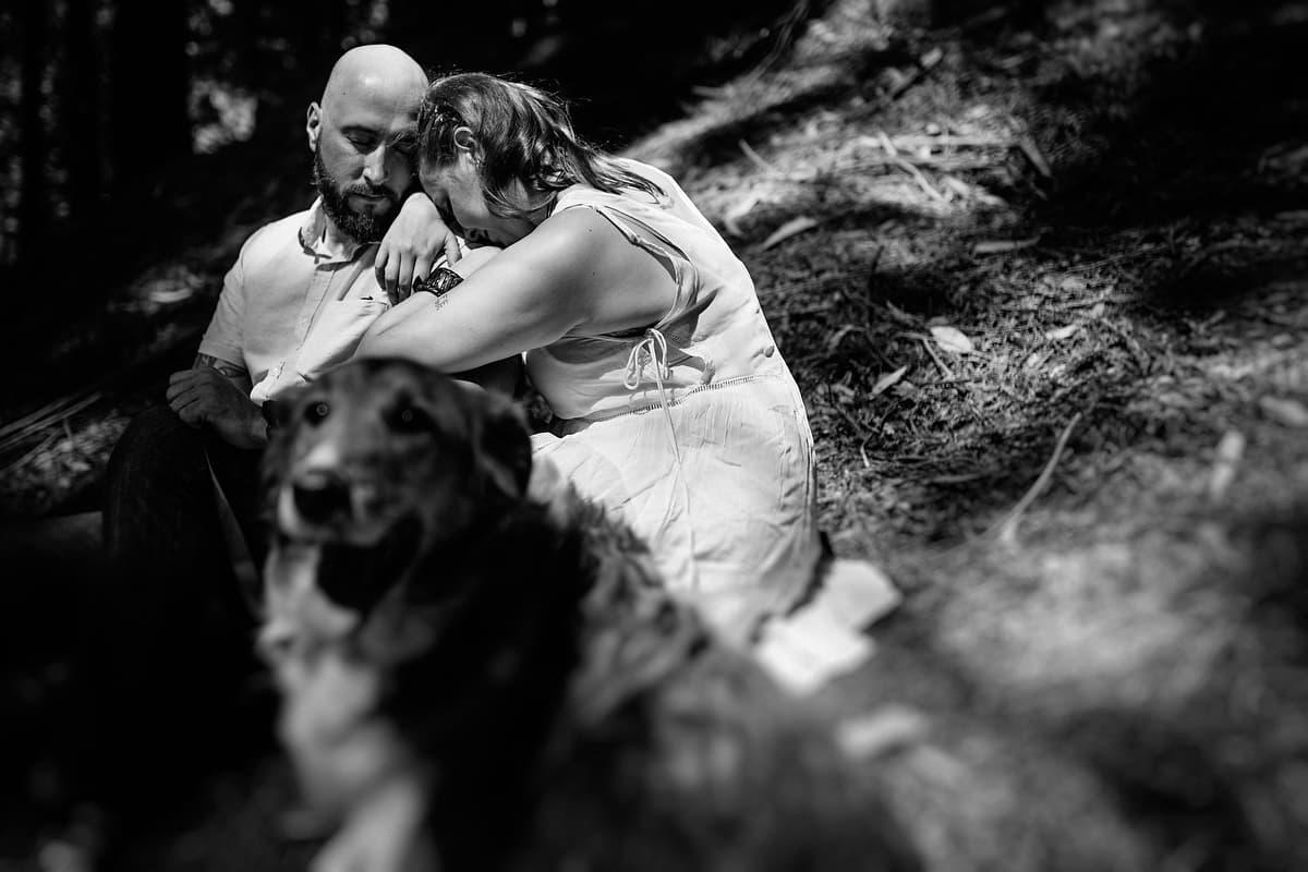 Preboda en el bosque de sequoias Sara y David weloveyourlove 017