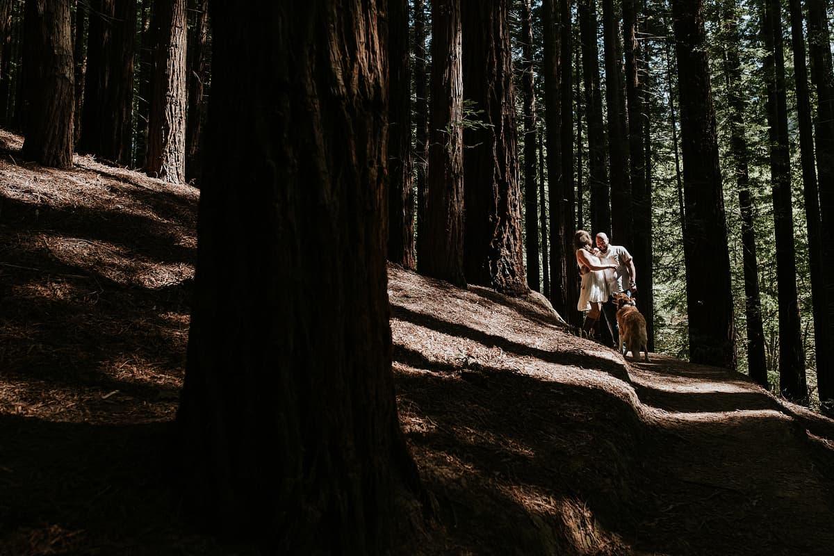 Preboda en el bosque de sequoias Sara y David weloveyourlove 023