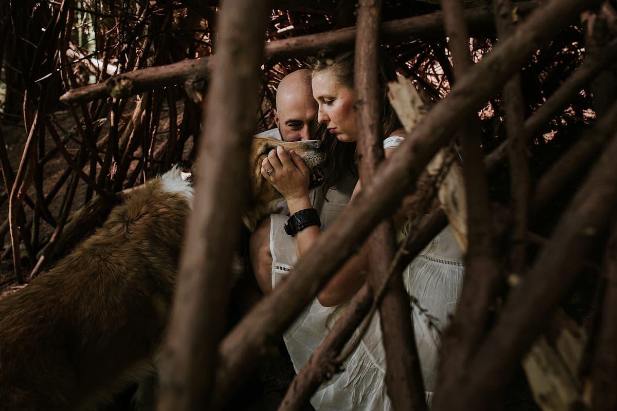 Preboda en el bosque de sequoias Sara y David weloveyourlove 027