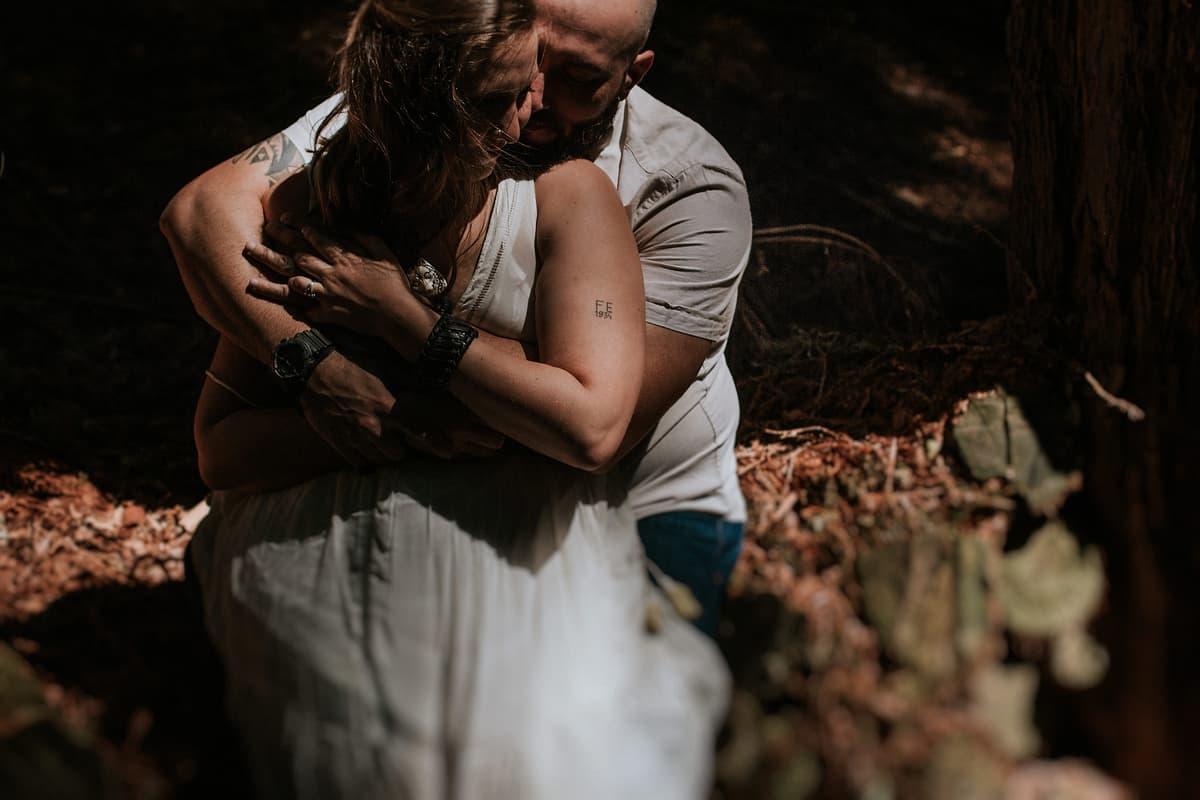 Preboda en el bosque de sequoias Sara y David weloveyourlove 031