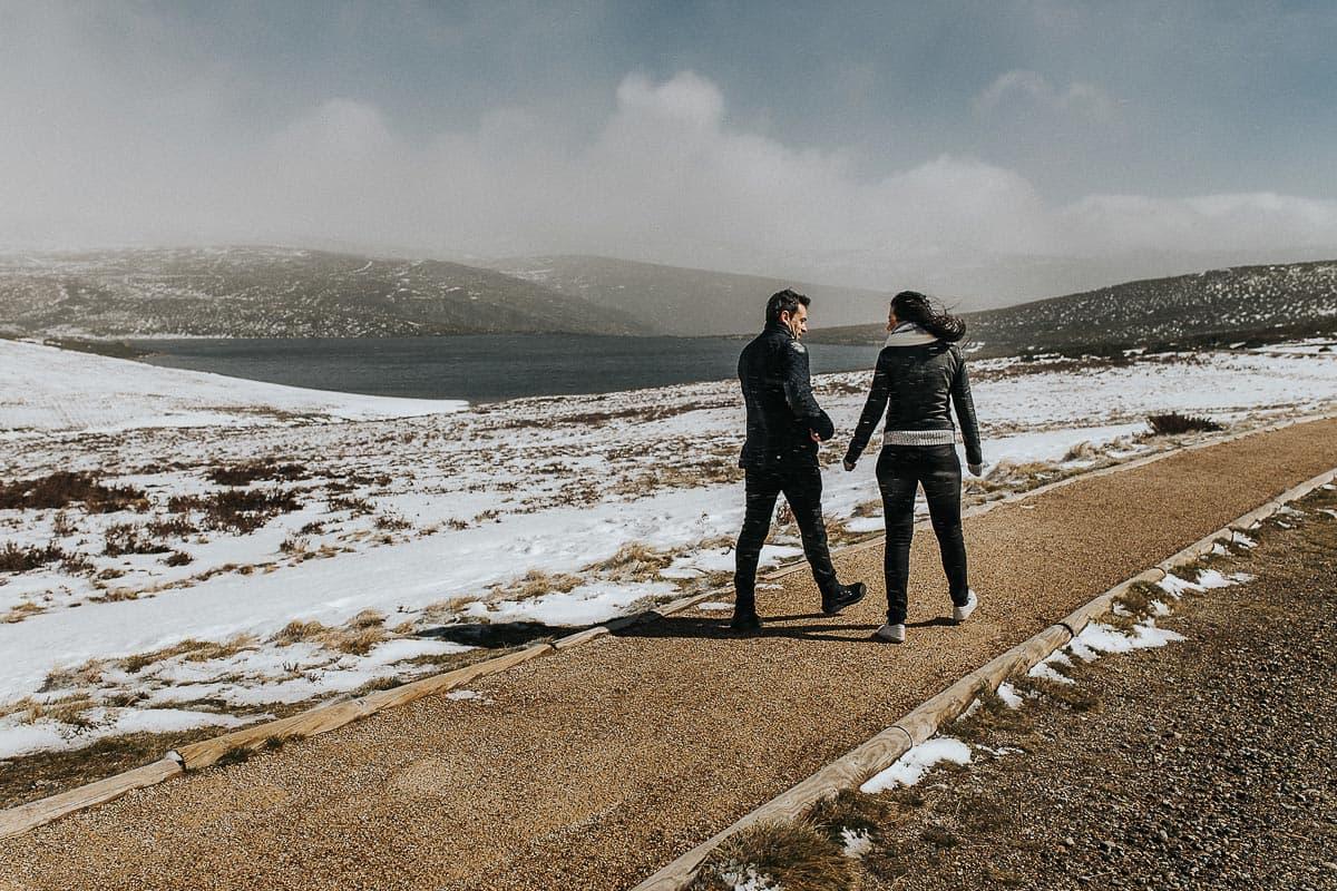 Preboda en la el Lago de Sanabria Zamora Elena y Pedro-2