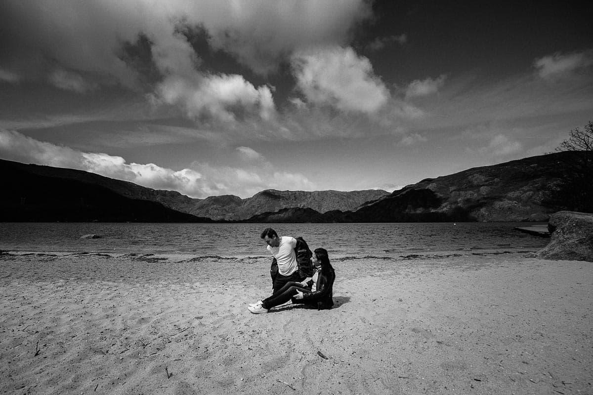 Preboda en la el Lago de Sanabria Zamora Elena y Pedro-25