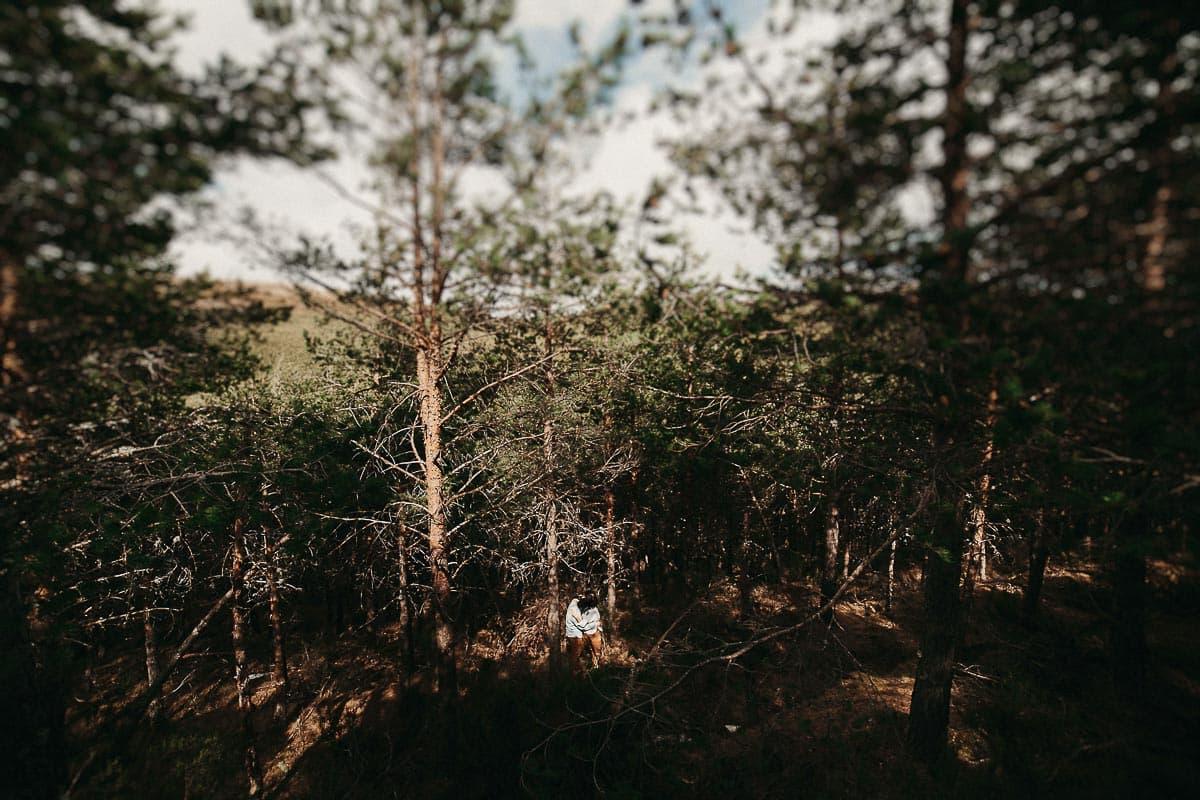 Preboda en la montaña de Palencia Velilla del río Carrión Sara y Daniel-26