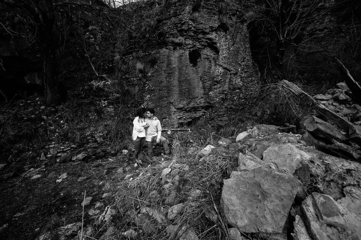 Preboda en la montaña de Palencia Velilla del río Carrión Sara y Daniel-44