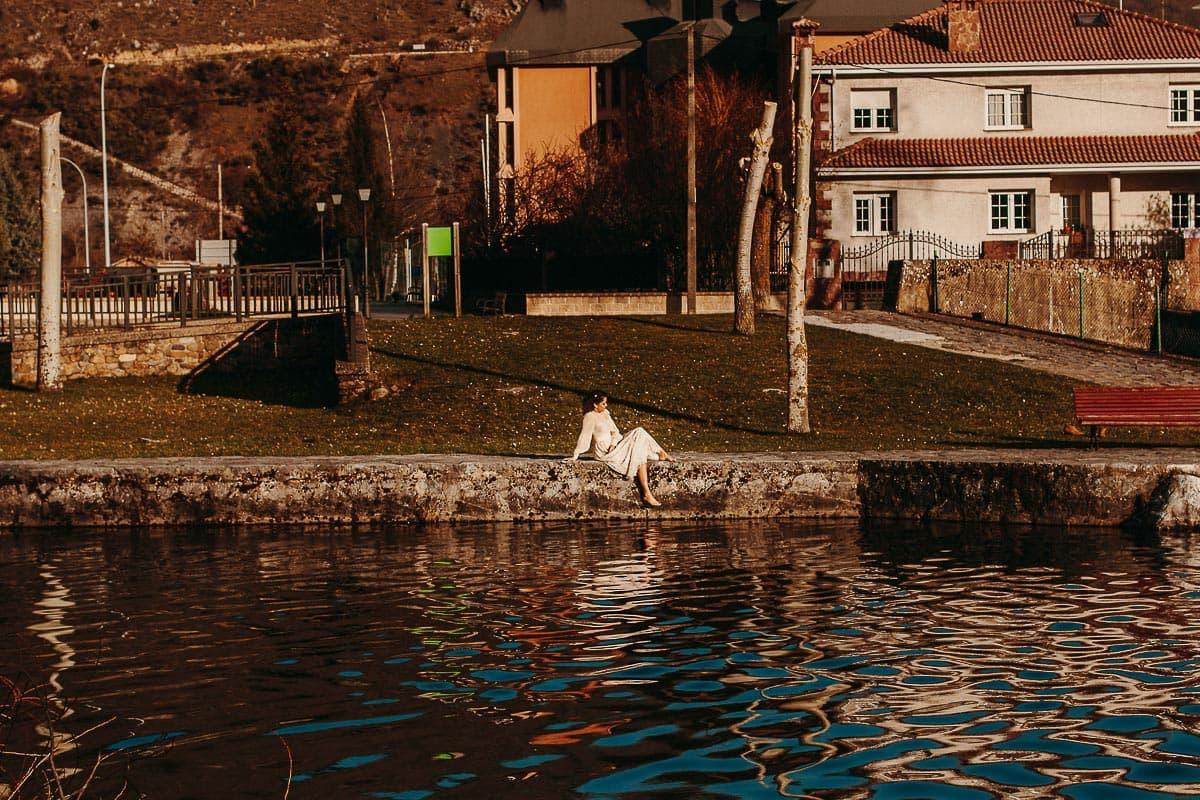 Preboda en la montaña de Palencia Velilla del río Carrión Sara y Daniel-55